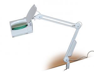 Stolná lupa s osvetlením typ Giga zväčšenie 8D