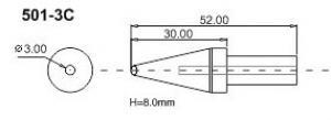 Hrot Bakon500-3C