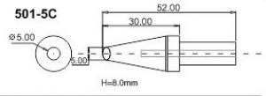 Hrot Bakon500-5C
