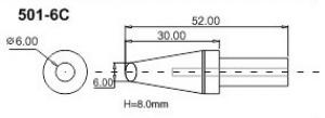 Hrot Bakon500-6C
