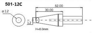 Hrot Bakon500-12C
