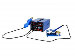 Digitálna spájkovacia stanica s laboratórnym zdrojom Yihua 853D