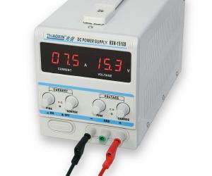 Laboratórny zdroj RXN-1510D 0-15V/10A