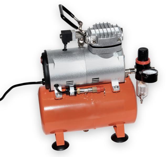 Prenosný stolný kompresor Midi 150-3