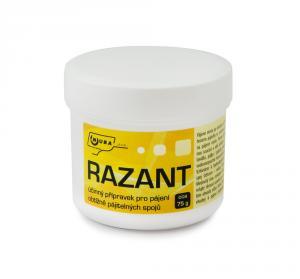 Prípravok pre spájkovanie obtiažnych spojov - RAZANT