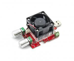 Elektronická USB záťaž a vybíjač batérií, až 35W