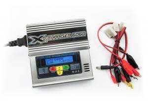 Nabíjačka akumulátorov AD-6 s duálnym napájaním 230V / 12V