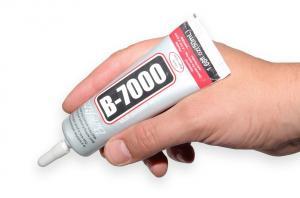 Lepidlo B-7000 pre opravy mobilnej elektroniky (50ml)