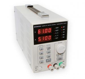 Laboratórny zdroj Korad KA6005D