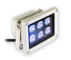UV LED lampa pre vytvrdzovanie lepidla osvitom