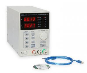 Programovateľný laboratórny zdroj Korad KA6003P s pripojením k PC