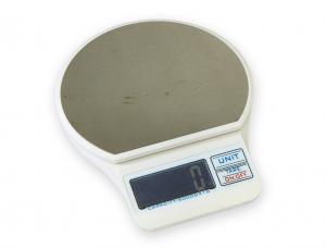 Elektronická váha TB-01 do 5kg s dielikom 1g