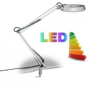 Stolná lupa s LED osvetlením T86-A zväčšenie 5 dioptrií