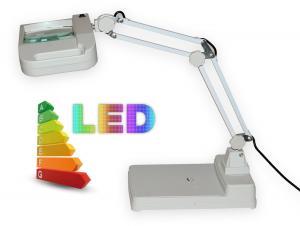 LED lampa so zväčšovacím sklom T86-I zväčšenie 5 dioptrií