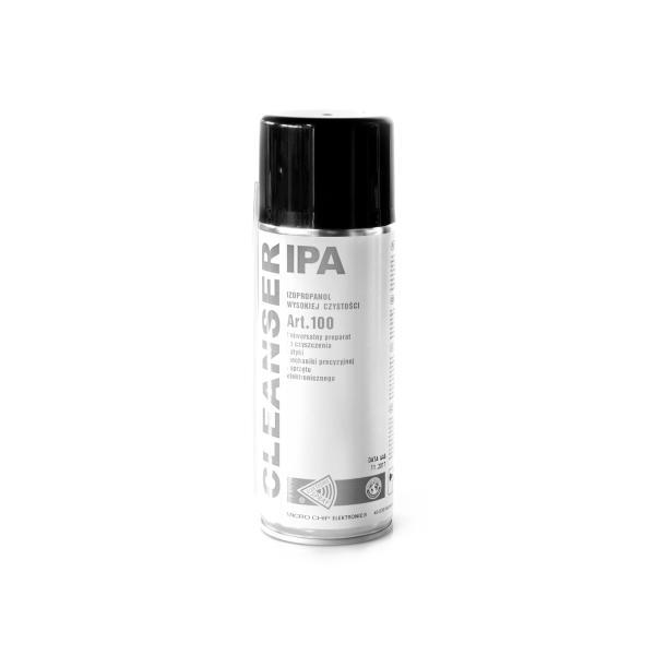 Cleanser IPA izopropanol univerzálny čistič mastnôt a optiky 400ml sprej