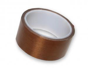 Tepelne odolná páska teflonovaná pre zváračky plastov, šírka 40 mm