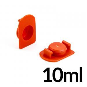 Horný uzáver kartuší 10ml pre priemer 15.8mm