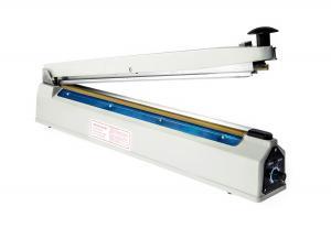 Impulzná zváračka fólií s rezákom PFS-500A