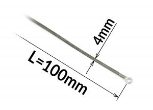 Odporový tavný drôt ku zváračke KS-100 šírka 4mm