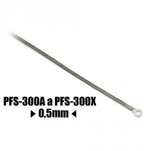 Náhradný odporový tavný drôt ku zváračke PFS-300A a PFS-300X 0,5mm 345mm