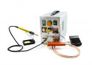 Bodová zváračka kontaktov batérií a aku packov Sunkko 709A s mikrospájkou