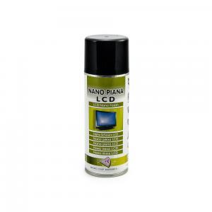 Čistič LCD a plazmových obrazoviek NANO antistatický v spreji 400ml