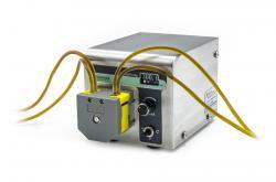 Duálna peristaltická pumpa SP-Mini Pump-02 0.05 - 108 ml/min