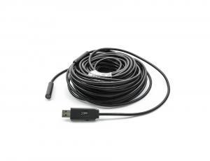 Vodotesná endoskopická USB kamera 20m IP66