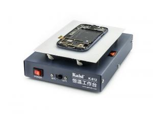 Predohrev na výmenu prasknutých skiel LCD displejov Kaisi K-812