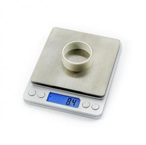 Profesionálna digitálna váha 3000g / 0,1 g dielik