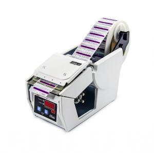 Automatický dávkovač samolepiek, štítkov a etikiet Label Combi 60