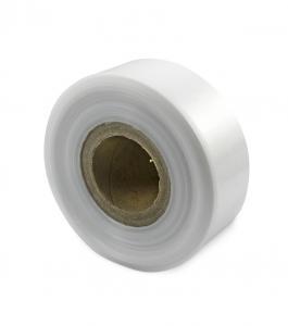 PE fólie rukáv (tunel) sila 90micron, šírka 100mm, dĺžka 10m
