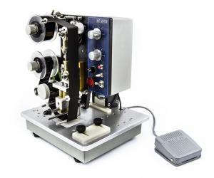 Termotransferová hotstamp tlačiareň exspiračných dát na sáčky a obaly HP-241