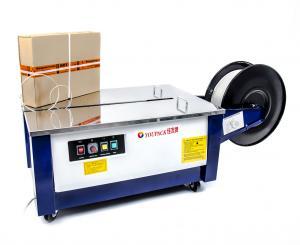 Páskovací stroj YouPack KZBD pre PP pásky, poloautomatický, znížený