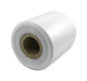 Polyolefínová zmrštiteľná fólia - polorukáv, 19micron, dĺžka 1000m, šírka  250mm
