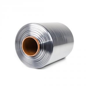 Teplom zmrštiteľná PVC fólia - polorukáv, 30micron, šírka 250mm, dĺžka 400m