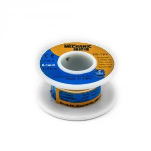 Trubičkový cín 0.3mm Sn63Pb37 40g