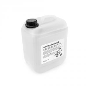 Isopropanol - izopropylalkohol IPA univerzálny čistič mastnoty a usadenín 5L