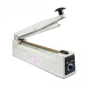 Páková zváračka fólií PFS-300X, široký zvar 8mm, dĺžka 300mm