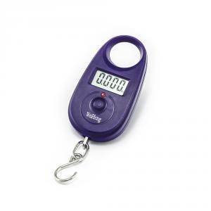 Cestovná váha na kufre do 25kg s presnosťou 5 gramov
