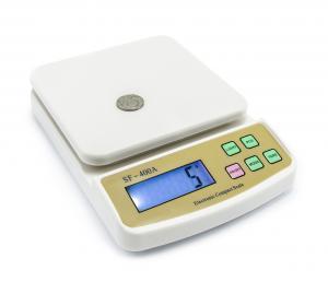 Digitální váha 10kg/1g typ SF-400A