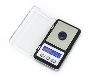 Presná vrecková váha 200g / 0,01g dielik