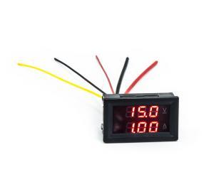Panelový multimeter 50V 10A