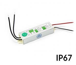 Vodeodolný napájací zdroj 12V 1.25A 15W