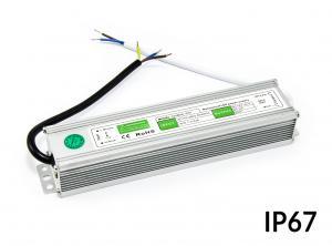Vodeodolný napájací LED zdroj 12V 5A 60W
