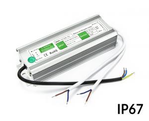 Napájací zdroj vonkajší IP67 pre LED pásiky 12V 10A 120W