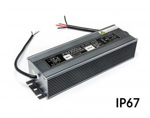 Priemyselný zdroj vodeodolný IP67 24V 12.5A 300W