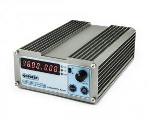 Spínaný laboratórny zdroj Gophert CPS-1610 0-16V / 10A