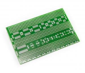 Univerzálne prototypové DPS 2.54mm SMD PCB 7x11cm