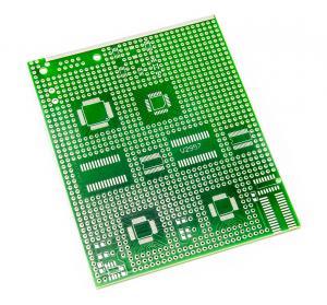 Prototypovacie univerzálne PCB pre SMD DIP SOT LQFP SOP súčiastky 9x11cm